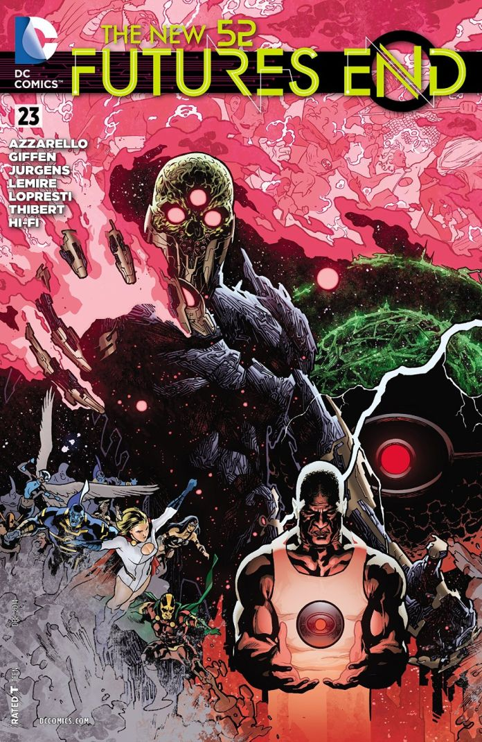 futures end 23