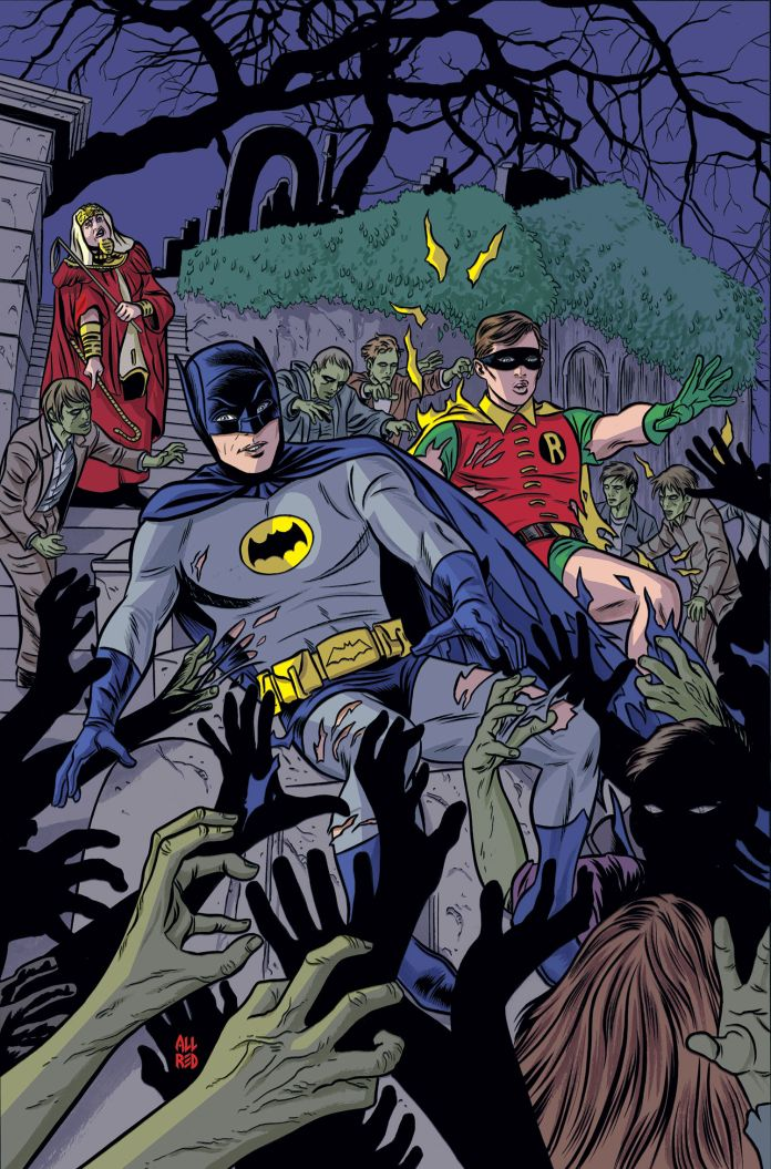 Batman 66 17 Review Batman News