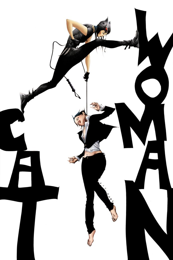 Catwoman 36