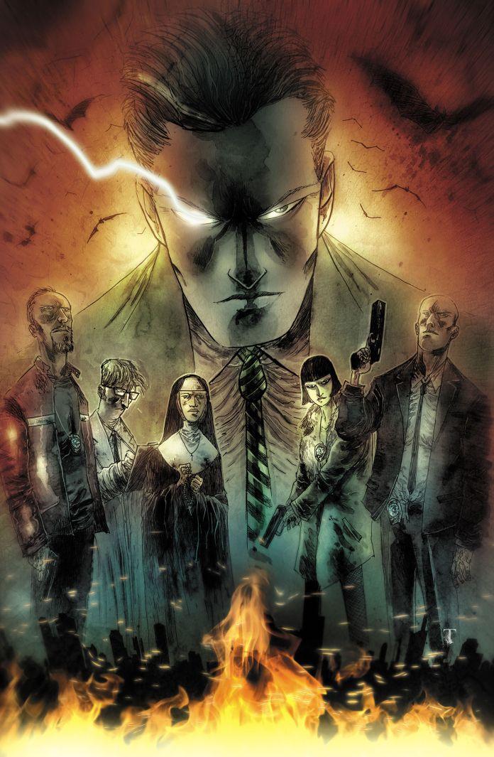 Gotham Midnight 1