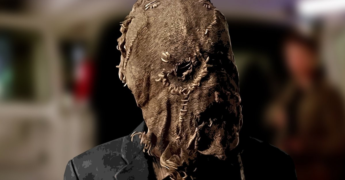 The Scarecrow is coming to 'Gotham' - Batman News