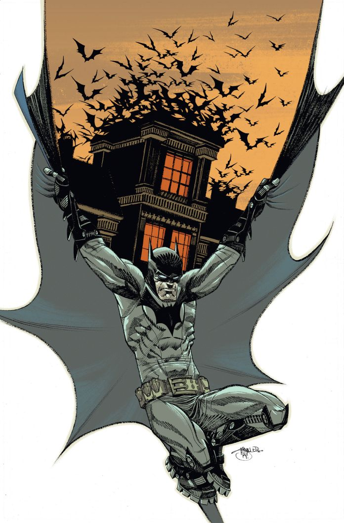 Arkham Manor 6