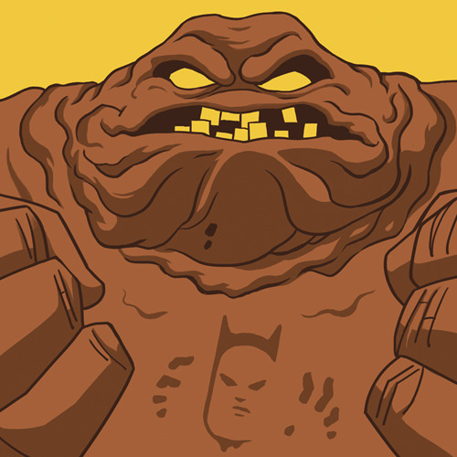 Clayface-Album