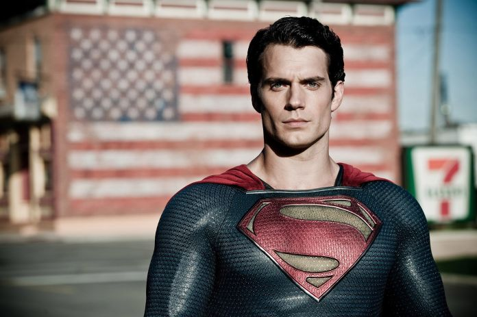Man of Steel / Henry Cavill