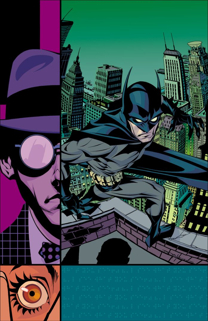 Batman Blink