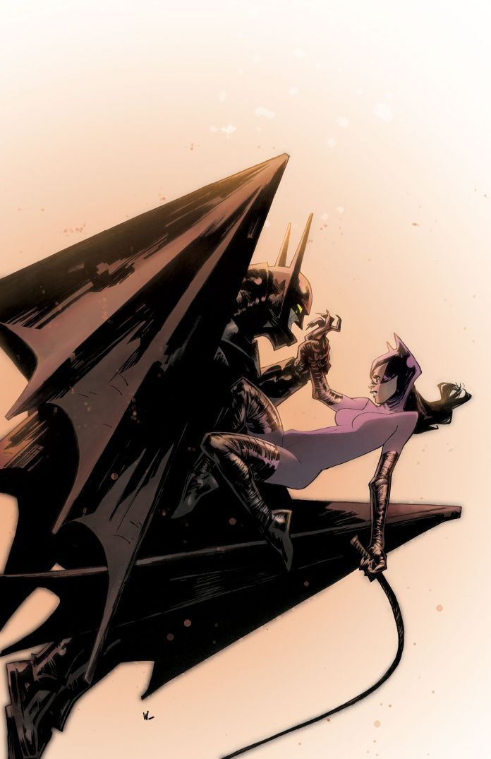 Convergence Catwoman 2