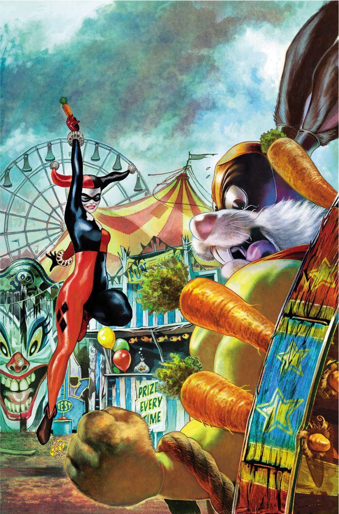 Convergence Harley Quinn 2