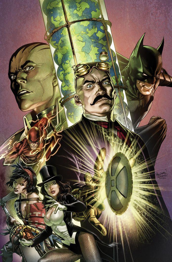 Infinite Crisis 11