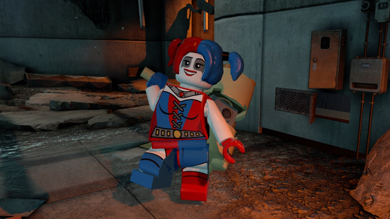 Suicide Squad DLC pack now available for 'LEGO Batman 3', check out