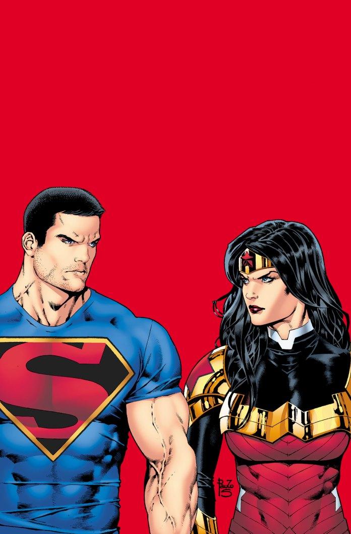 Superman Wonder Woman 18