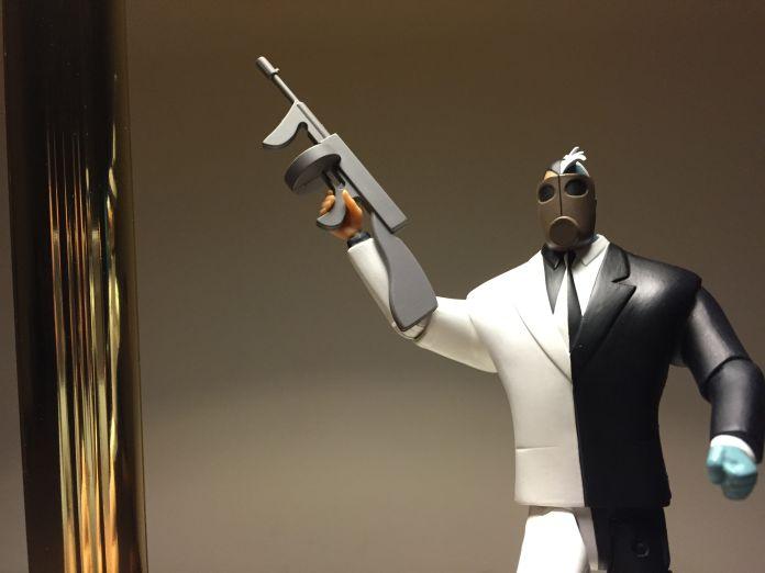 Two-Gunmask
