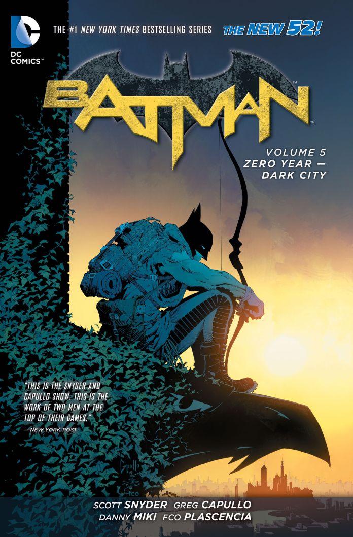 Batman V5