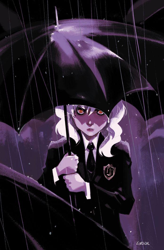 Gotham Academy 8