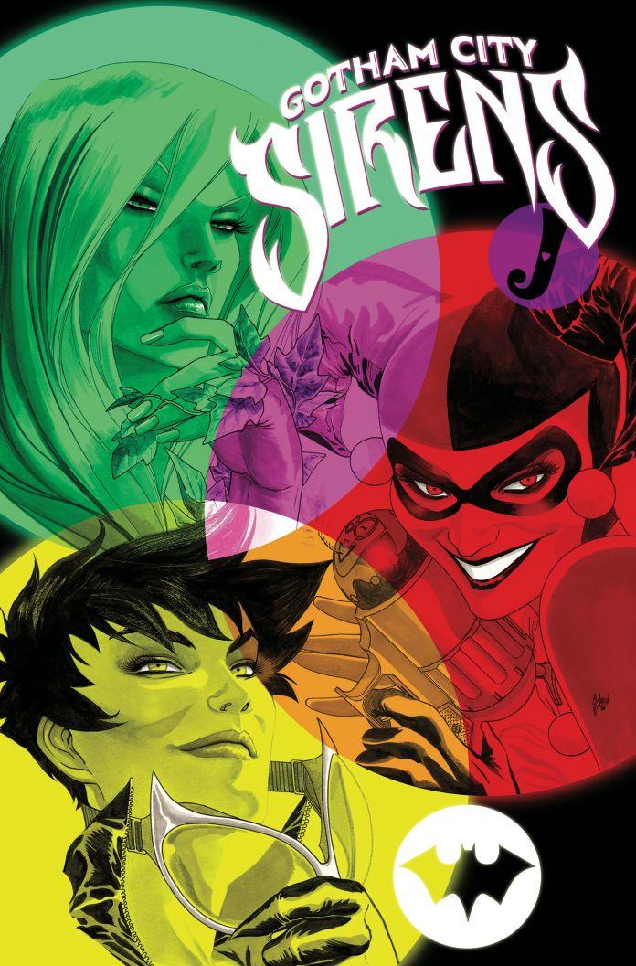 Gotham City Sirens V2