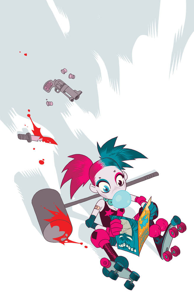 Harley Quinn TTG