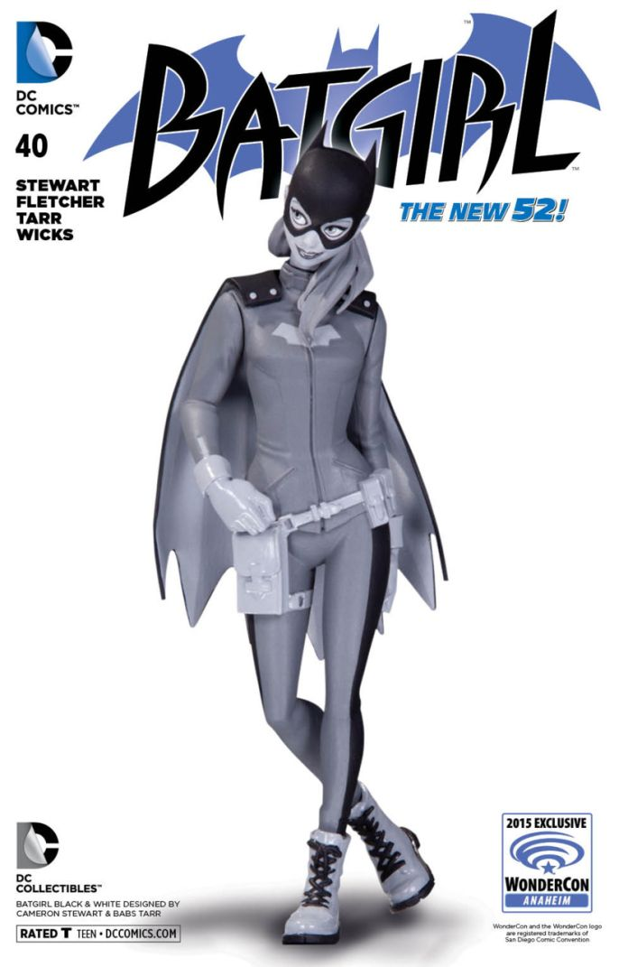 Batgirl 40 DC Collectibles