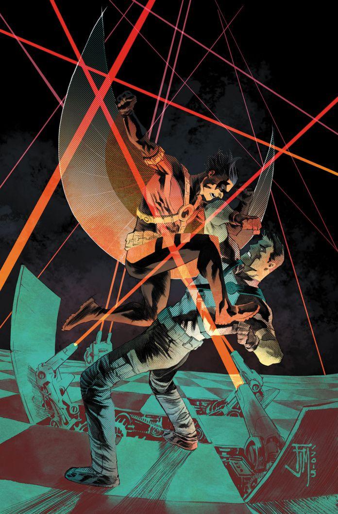 Batman & Robin Eternal 6
