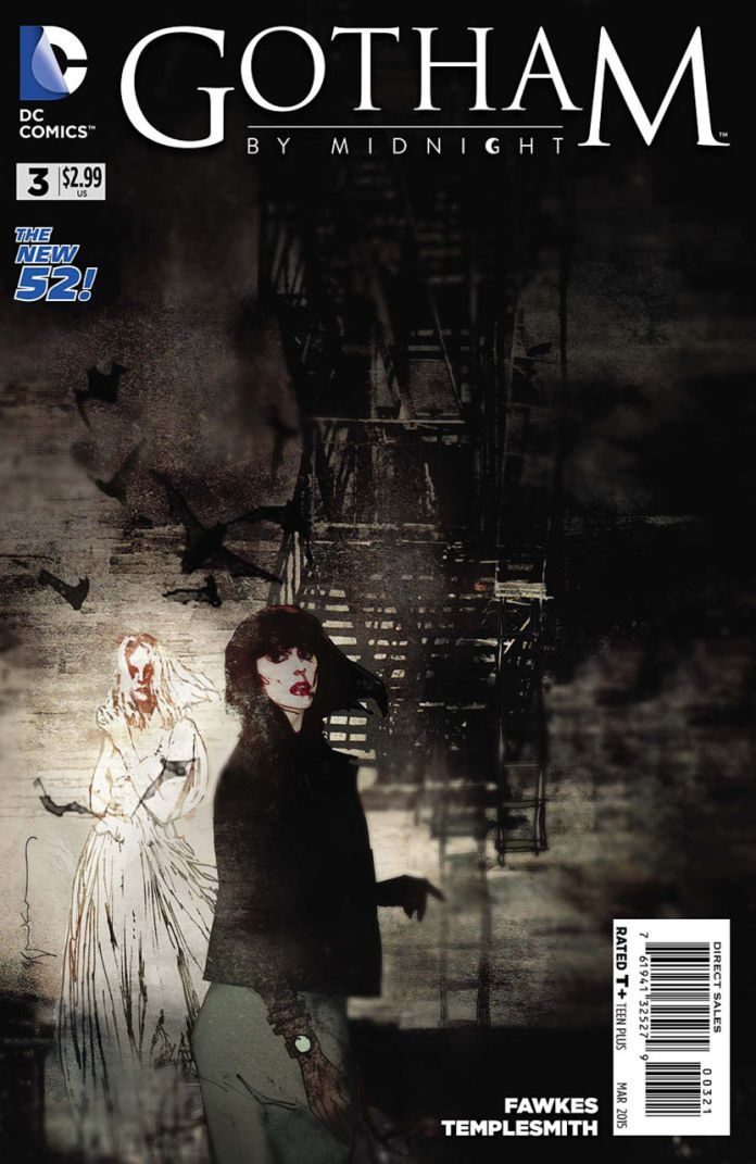 Gotham by Midnight 3 by Bill Sienkiewicz