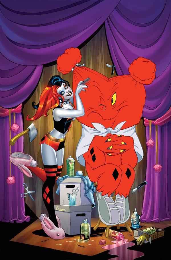 Harley Quinn LT