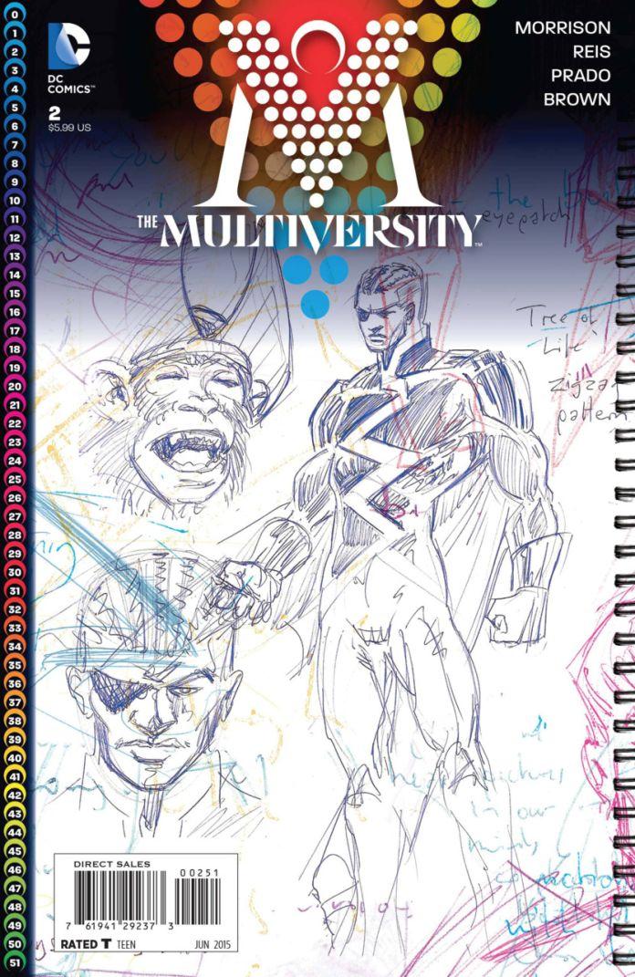 Multiversity 2 by Grant Morrison