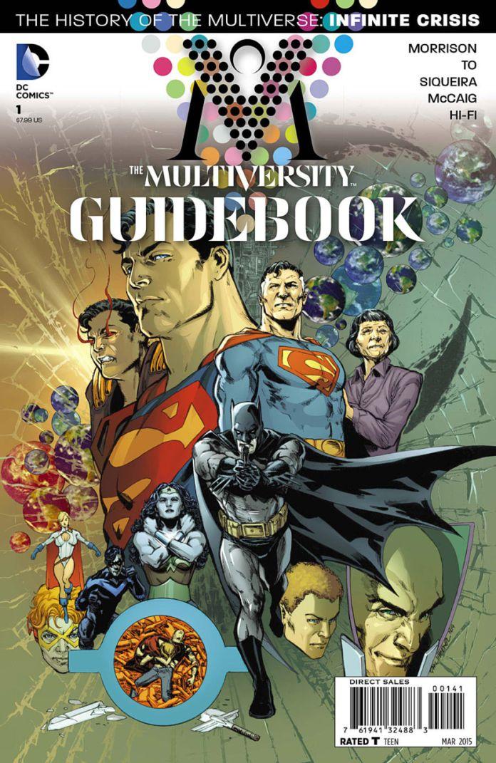 Multiversity Guidebook by Phil Jimenez