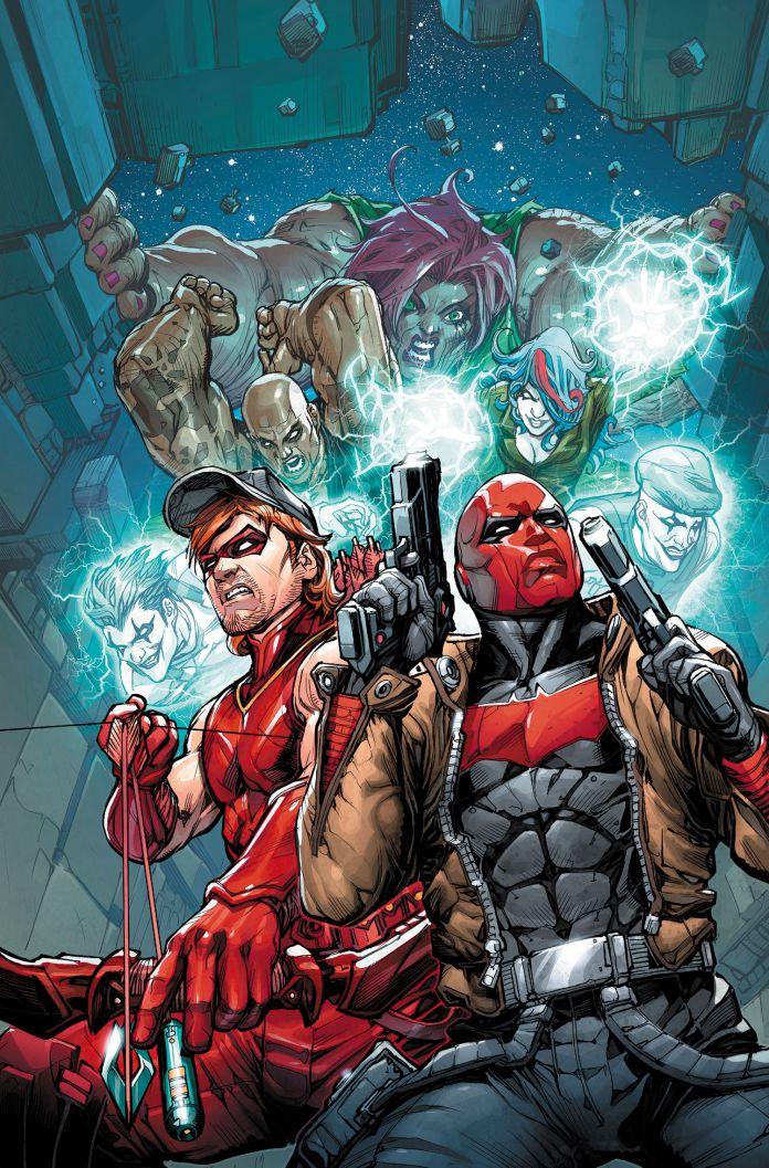 Red Hood Arsenal 6