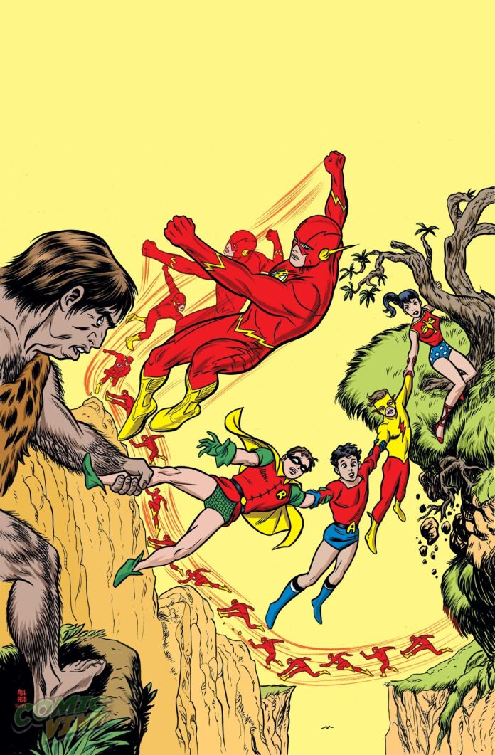 Teen Titans FV