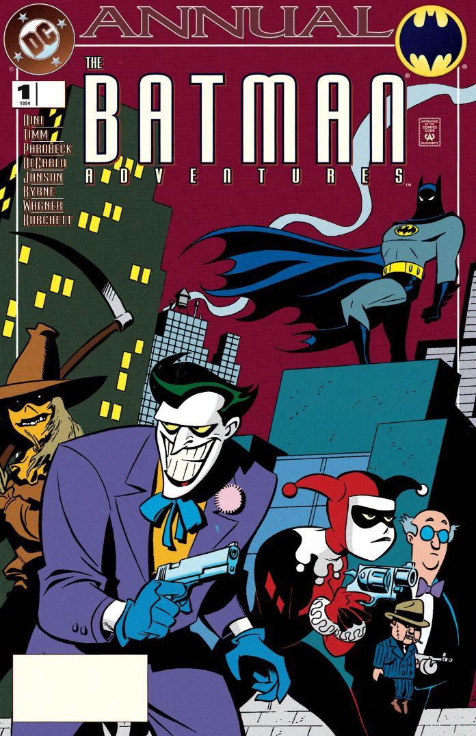 Batman Adventures Vol 3