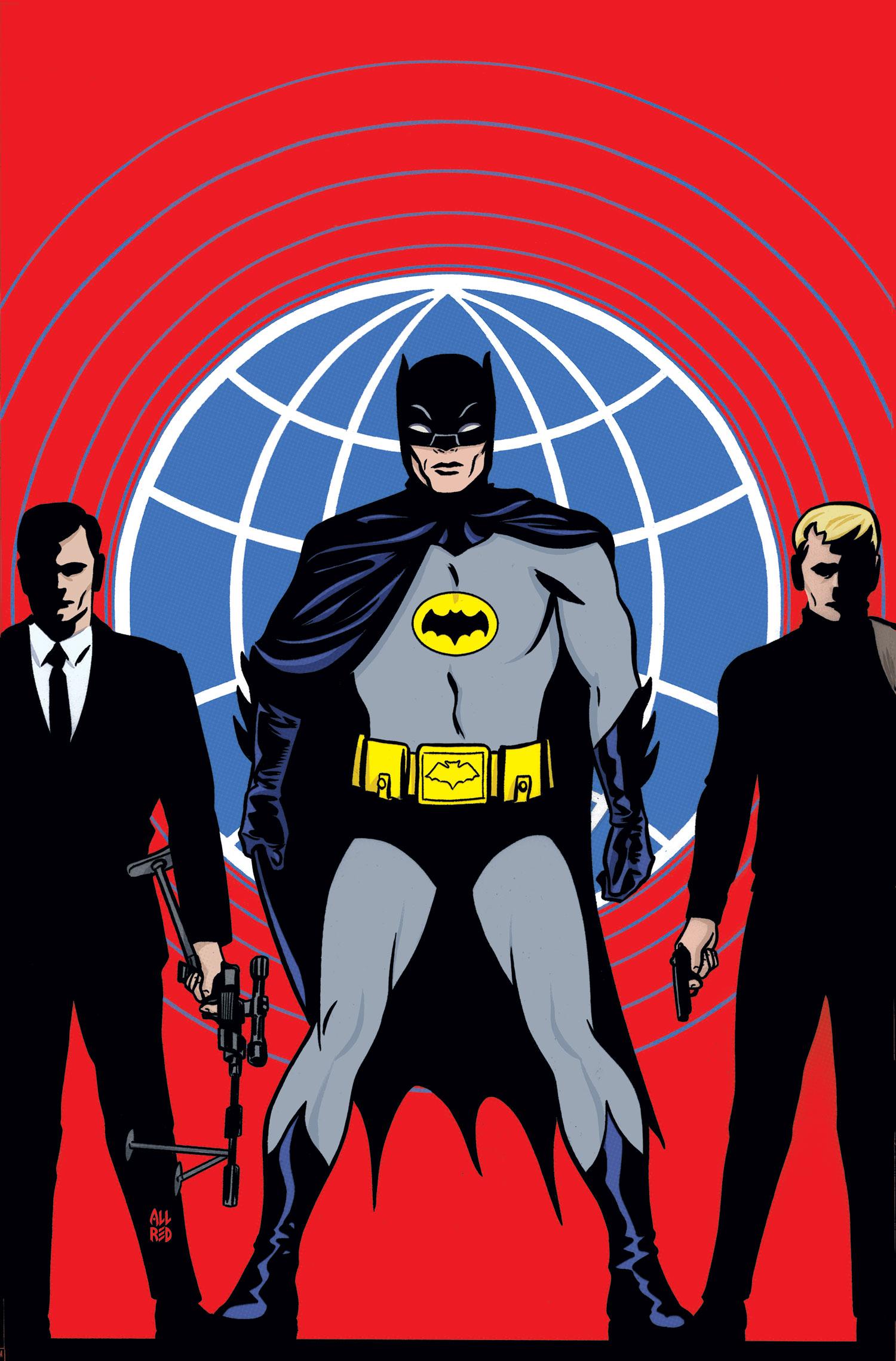 Batman UNCLE 2