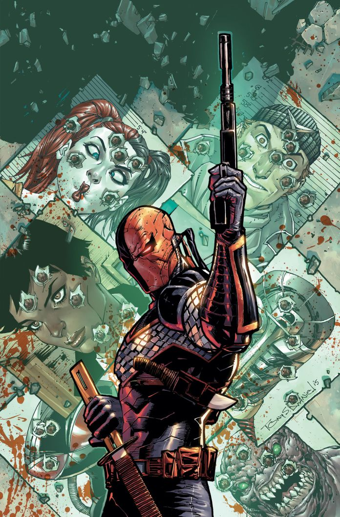 Deathstroke animated series in the works for CW Seed