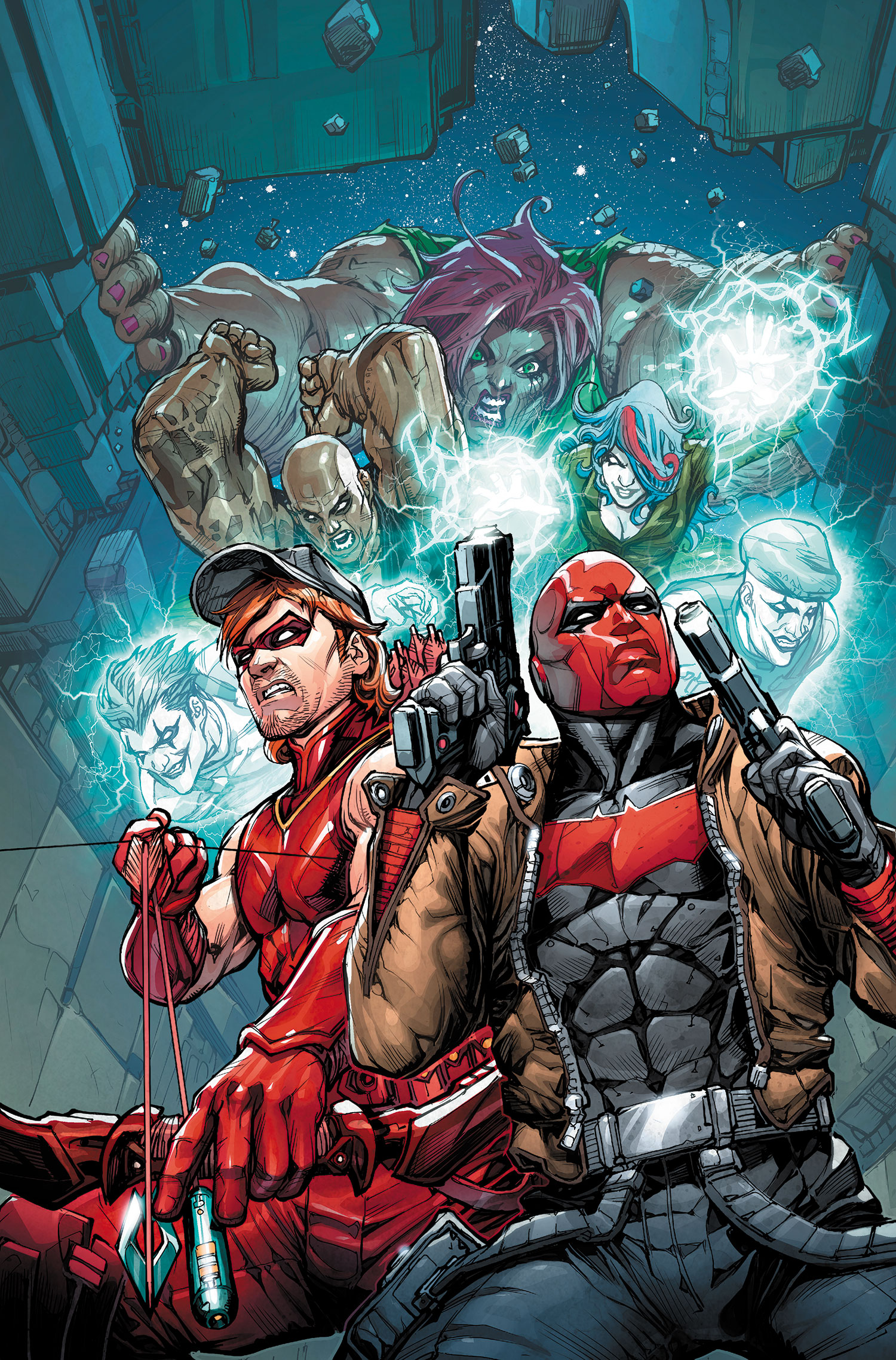 Red Hood Arsenal 6