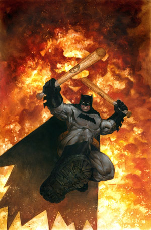 DK III Variant by Dave Dorman
