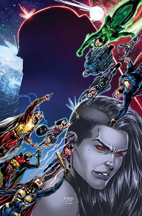 Justice League 49