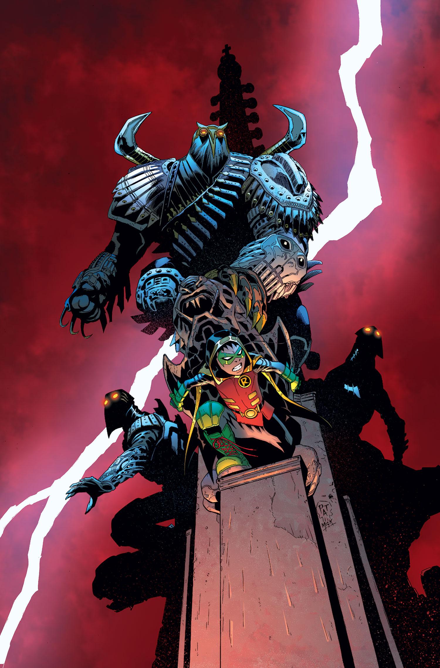 Robin Son of Batman 7