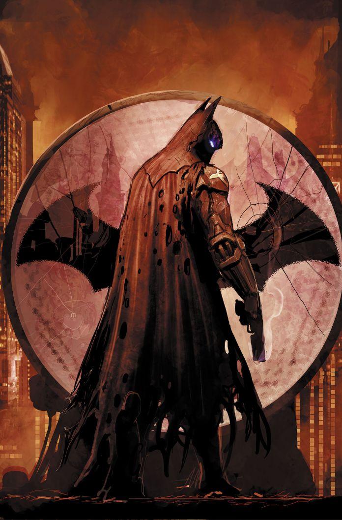 Batman AK Genesis 6