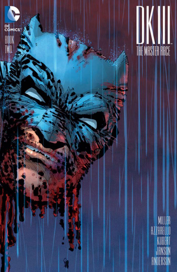 Dark Knight III 2 Frank Miller & Alex Sinclair