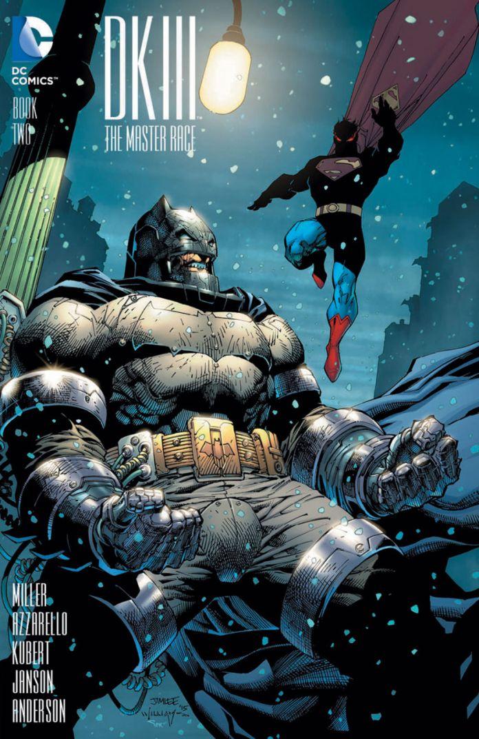 Dark Knight III 2 Jim Lee, Scott Williams & Alex Sinclair