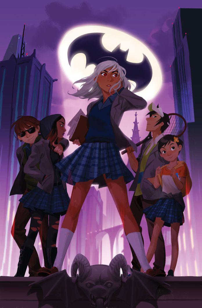 Gotham Academy 17