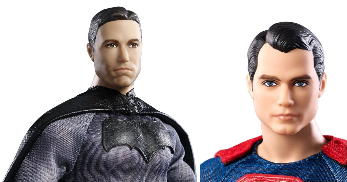By Ken Levine Wonder Woman My Review: First Look At Batman And Superman Barbie Dolls