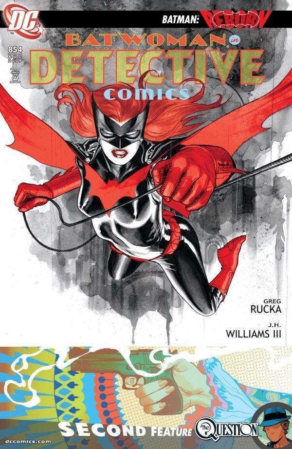 Batwoman Elegy