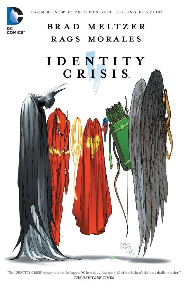 Identity Crisis new