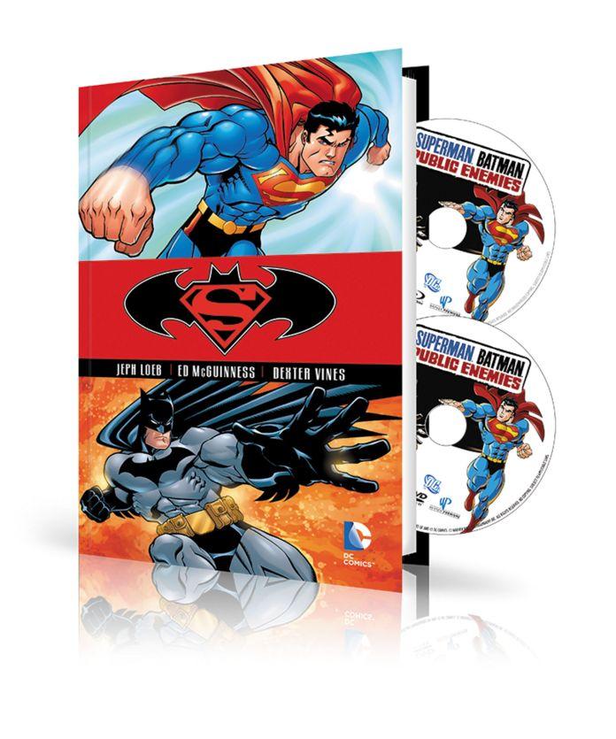 SB Public Enemies DVD Set