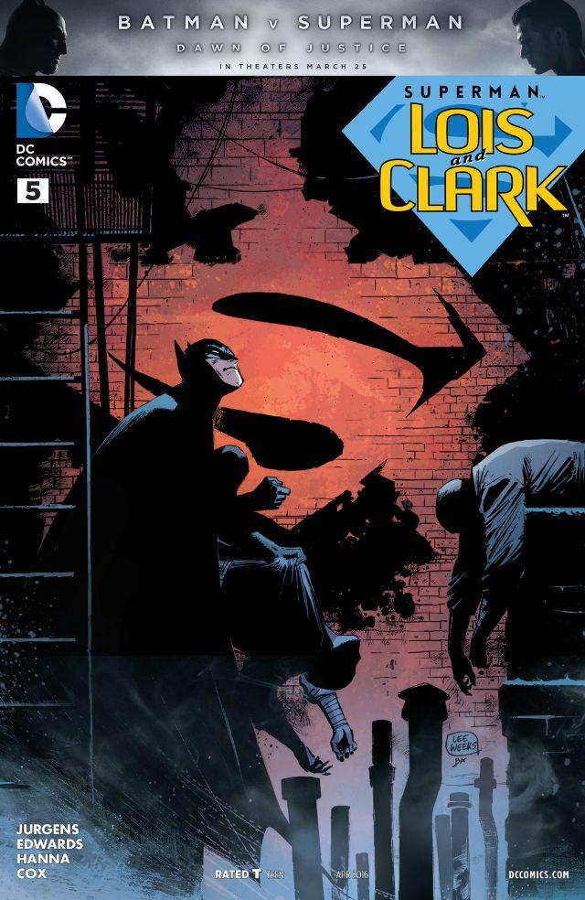 Superman LC 5