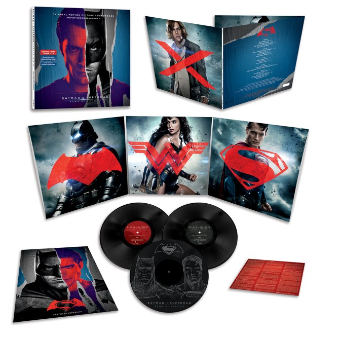 GRAND PRIZE: One (1) Vinyl Copy of the Soundtrack