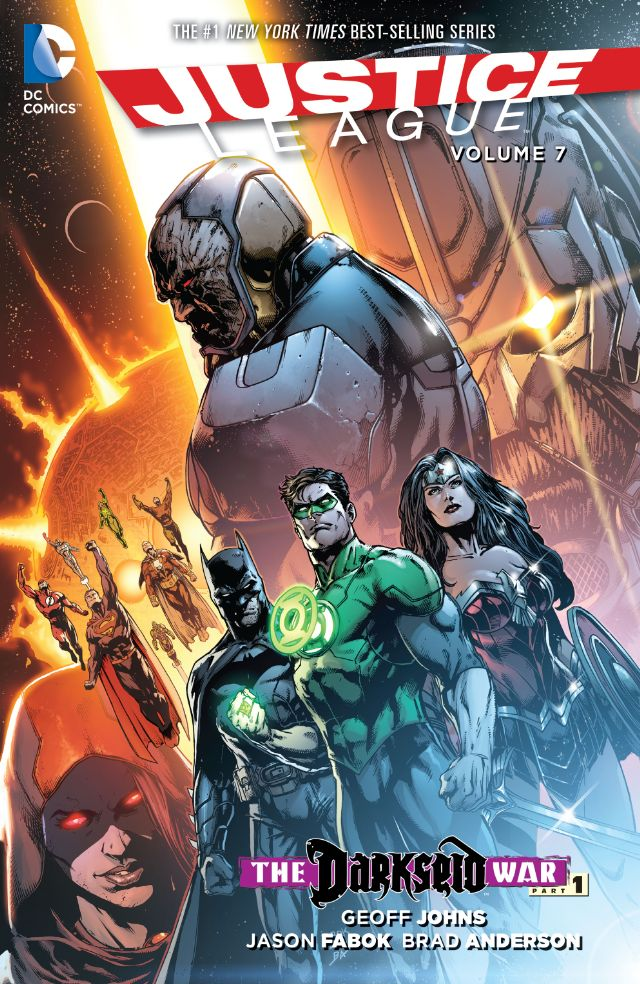 Justice League Vol 7