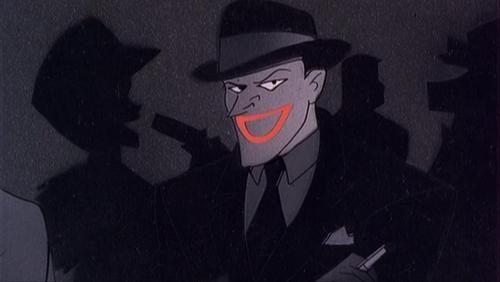 BatmanMOTPSmile