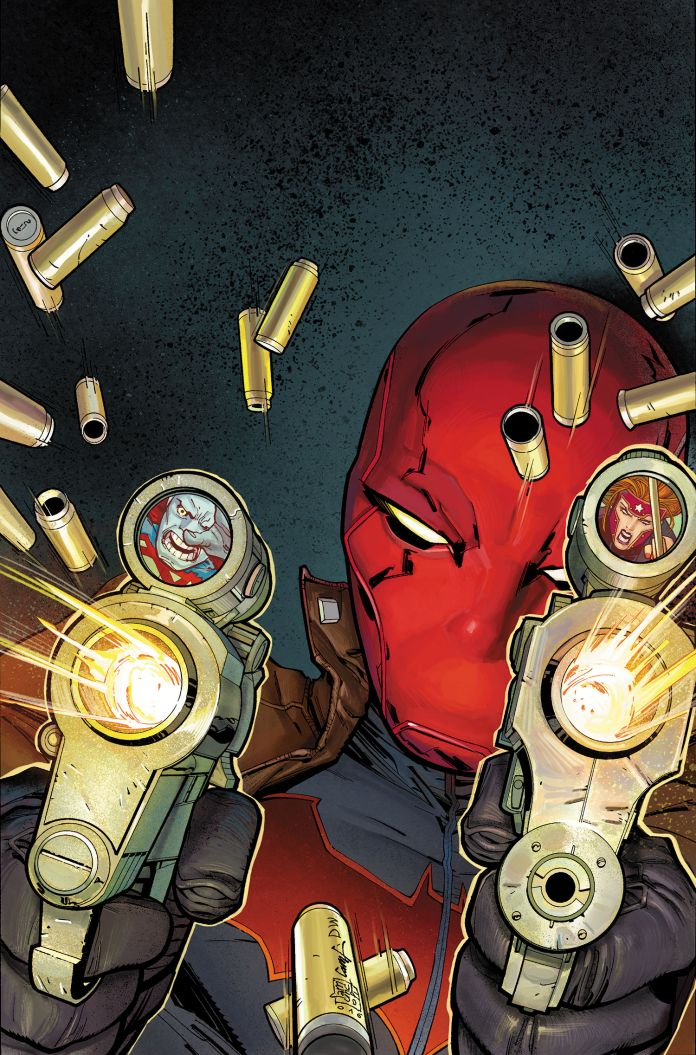 Red Hood And The Outlaws Rebirth 1 Review Batman News