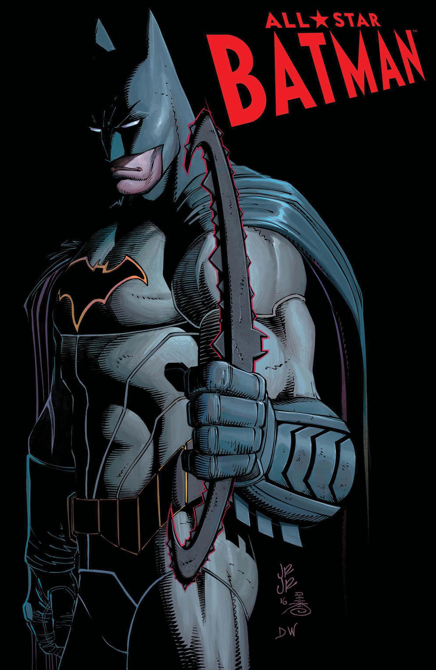 22fe81af67d8 All-Star Batman  1 review