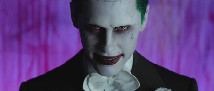Jared Leto Gave Skrillex A X Rated Joker Gift On The Set Of Purple
