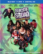 Suicide Squad Extended Cut op iTunes poster